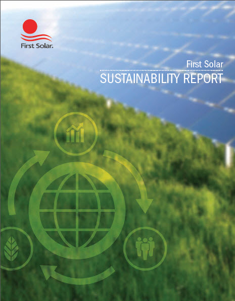 Sustainability Report|